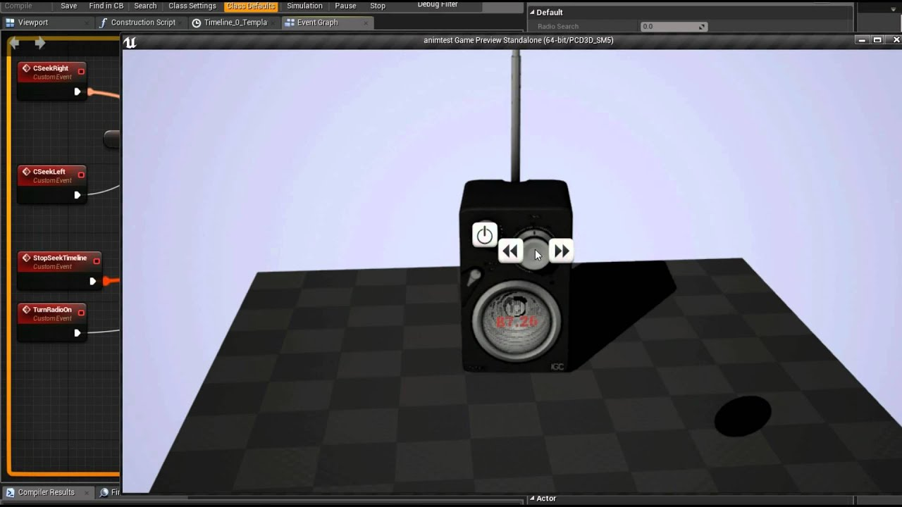 Nice radio blueprint for unreal engine 4 ue4 youtube nice radio blueprint for unreal engine 4 ue4 malvernweather Image collections