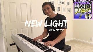 Baixar John Mayer - New Light (Piano Cover) - Kowrites
