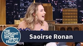 Saoirse Ronan Is from the Block Like J.Lo