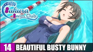 Today in 'Sakura Swim Club' we get hot & sweaty in the gym . . . ▽ ...