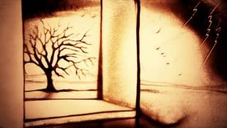 """""""Journey of Hope"""" amazing sand story by Kseniya Simonova «Путь Надежды» новый фильм Ксении Симоновой"""