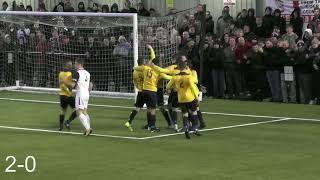 Video Hard Cam Goals: Slough Town 2-2 Hereford FC download MP3, 3GP, MP4, WEBM, AVI, FLV April 2018