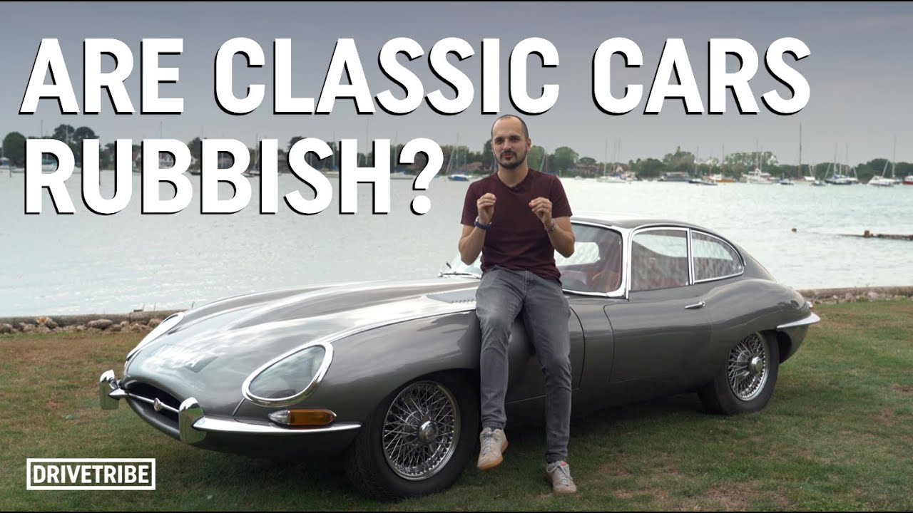 Was James May right about classic cars being rubbish?