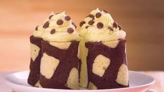 Шоколадные Рулетики С Бананом: Красиво И Вкусно. Пошаговый Рецепт
