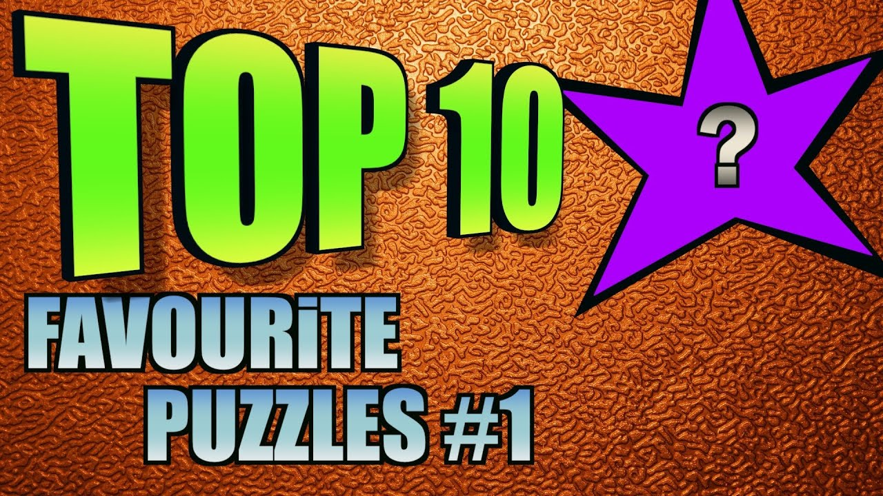 Top 10 puzzles