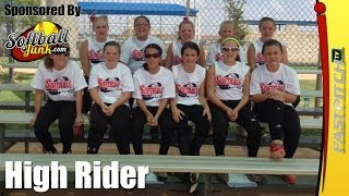 Softball Cheers: High Rider I Fastpitch TV