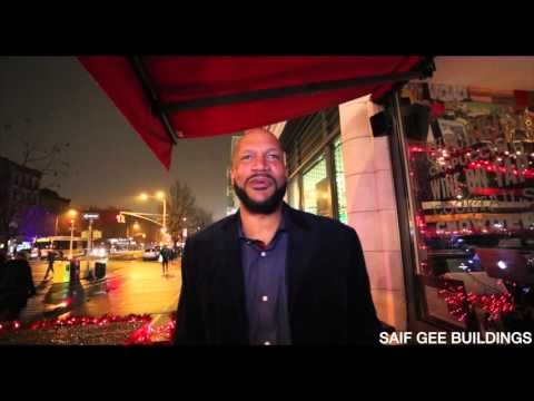 Ron Harper 5 time NBA Champion  in Harlem