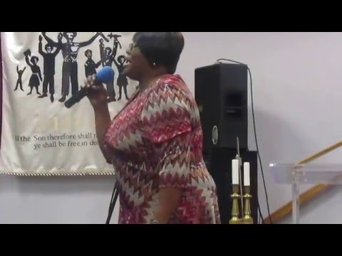 Evang. Cassandra Bouknight- Pastor Emert. Ben Brown BDAY Service 3/19/16