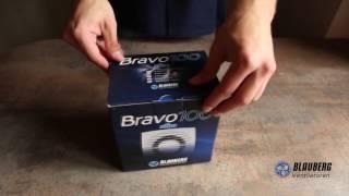 BLAUBERG Bravo 100.  Обзор вытяжных вентиляторов