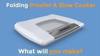 Brod & Taylor proofer for bread dough, yogurt, tempering chocolate, slow cooking and more!