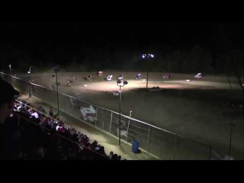 Butler Motor Speedway Sprint Feature 6/24/17