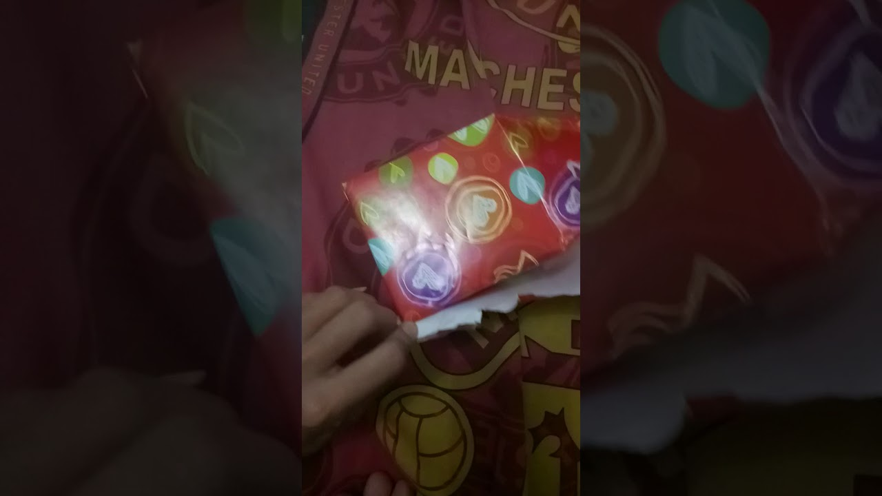 Unboxing Birthday Gift From My Man Part 1