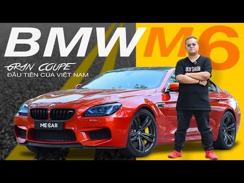 Trải nghiệm BMW M6 GRAN COUPE, thay đổi để KẾT THÚC!! | MECAR