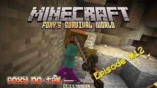 Minecraft Survival - How to find Slimes and make a Lead [12]