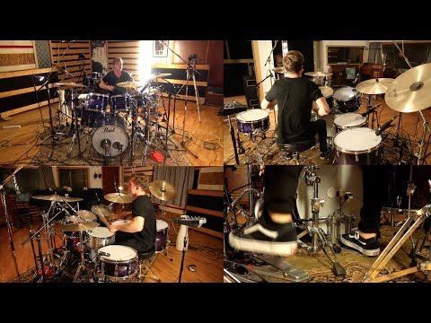 Baard Kolstad - COMA - Leprous drum playthrough