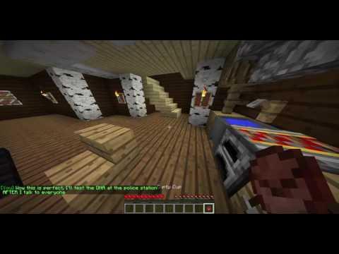 Minecraft map - Detective Dan