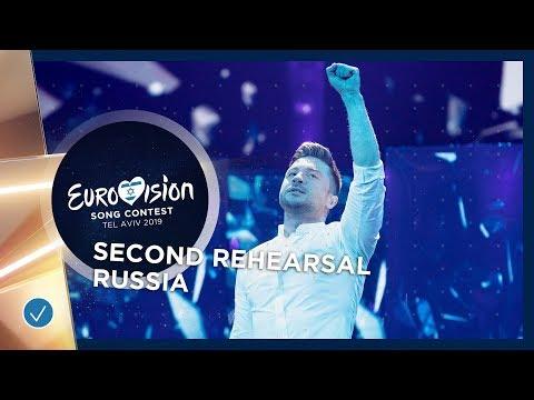 Russia 🇷🇺 - Sergey Lazarev - Scream - Exclusive Rehearsal Clip - Eurovision 2019