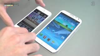 samsung galaxy note 2 vs apple iphone 5