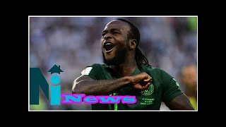 'You will always be remembered' - Ahmed Musa reacts to Victor Moses' Nigeria retirement   Goal.com