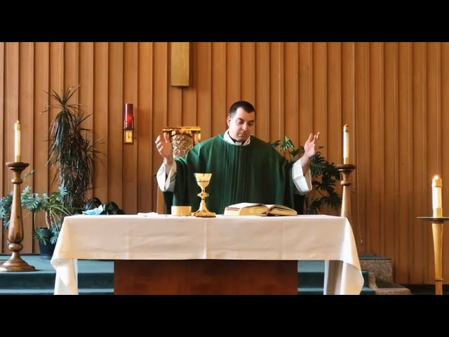 23rd Sunday in Ordinary Time Live Stream, Sep. 6, 2020