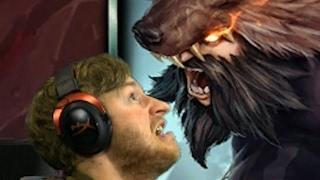 Tiger im Gesicht! | Udyr Toplane [edit. Gameplay] [GER]