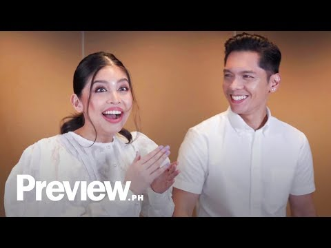 Maine Mendoza and Carlo Aquino Play Charades | Preview Challenge | PREVIEW