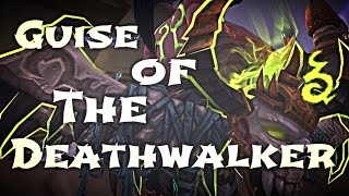 WoW Guide - Havoc Demon Hunter Hidden Artifact Appearance - Guise of the Deathwalker