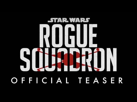 Star Wars Rogue Squadron Official Teaser