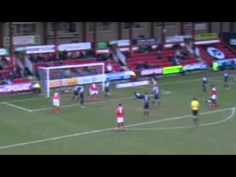 Chuks Aneke's Crewe Alexandra Goals 2012/13