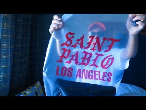 BUYING SAINT PABLO TOUR MERCH! | CPTV Ep. 1