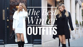 My Favourite Winter Outfits 2018 | Cute Winter & Fall Outfit Ideas | Coats H