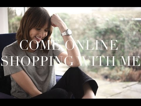 Come Designer Online Shopping With Me