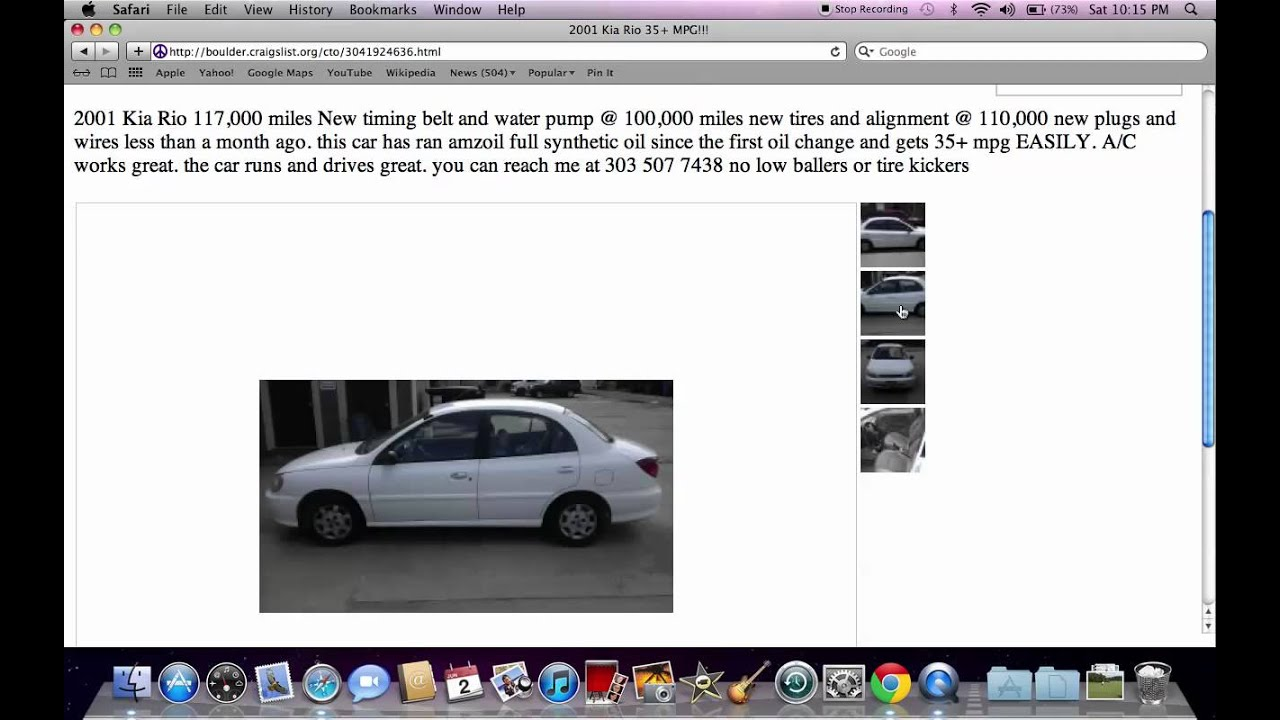 Craigslist boulder used cars and trucks under 1000 available for sale by owner youtube