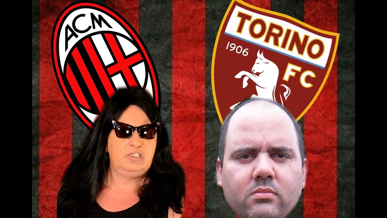 Highlights Milan Torino 1-0 - YouTube