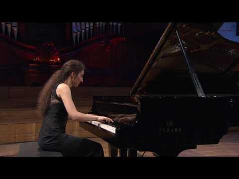 Hélène Tysman – Prelude in B flat minor, Op. 28 No. 16 (third stage, 2010)