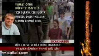 Gambar cover Ergenekon - HAZIMSIZ HÜRRİYET yazarı 'Yılmaz Özdil' Millete Milletvekillerine KÜFÜR EDİYOR
