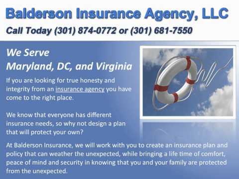 Maryland Insurance Agency
