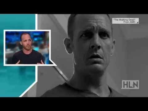 Ethan Embry on his guest star role on The Walking Dead