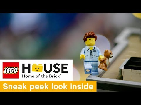 LEGO House official video – a look inside LEGO House