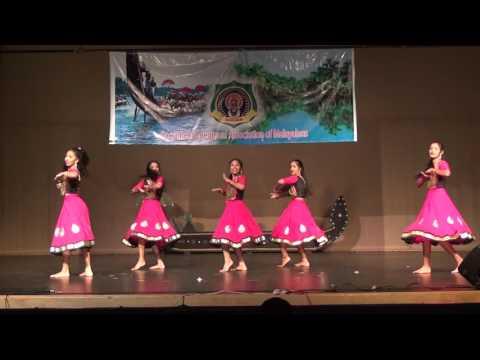manohari dance