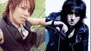 TM Revolutionの西川貴教さんとLUNA SEAのベーシストであるJさんがBUCK-...