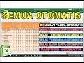 Cara Membuat Tabel dan Rumus Secara Otomatis di Microsoft Excel