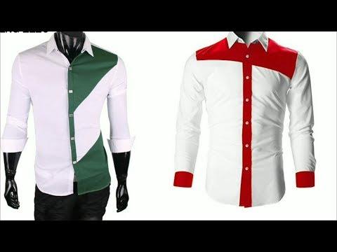 latest designer shirts for men
