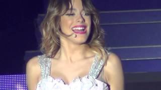 Violetta (Martina Stoessel) - Te creo (Live @ Palapartenope - Napoli) FULL HD - 23/01/2014