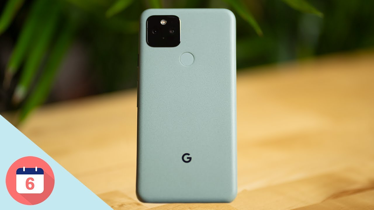Google Pixel 5 - What's New?