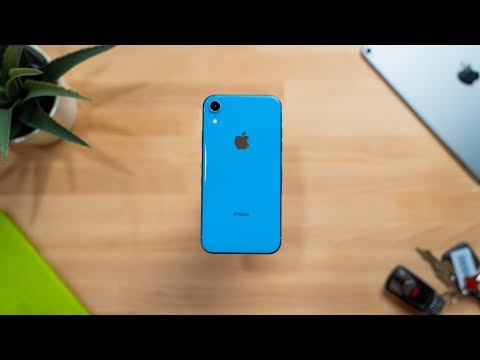 iPhone XR - I Don't like the Display!