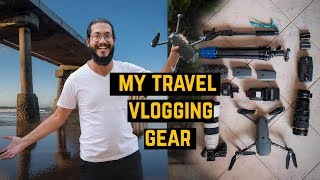 MY VLOGGING SET UP FOR TRAVEL (2019) - Finding an awesome beach in Malindi