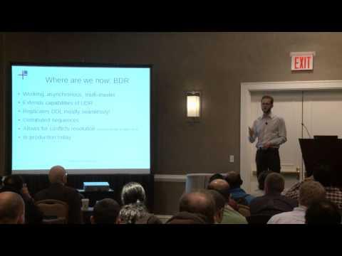 The Future of PostgreSQL Multi-Master Replication