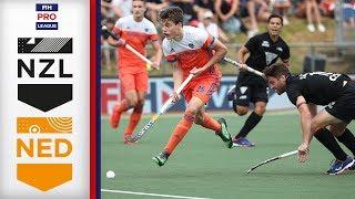 New Zealand v Netherlands | Week 2 | Men's FIH Pro League Highlights