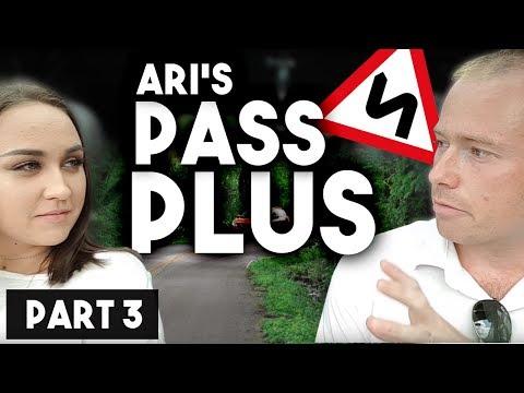 Pass Plus ep#3 | Ari's Advanced Driving Course